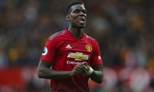 Any club looking to buy Paul Pogba would need to pay a fee of around £100m and wages of £250,000 a week.