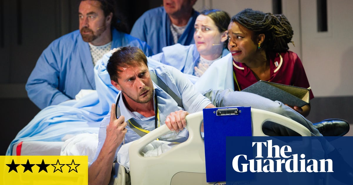 NHS the Musical review – the doctor will sing for you now