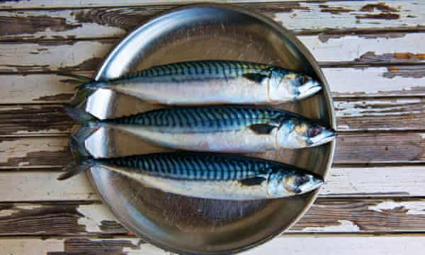 For vitamin D, eath oily fish such as mackerel and salmon.