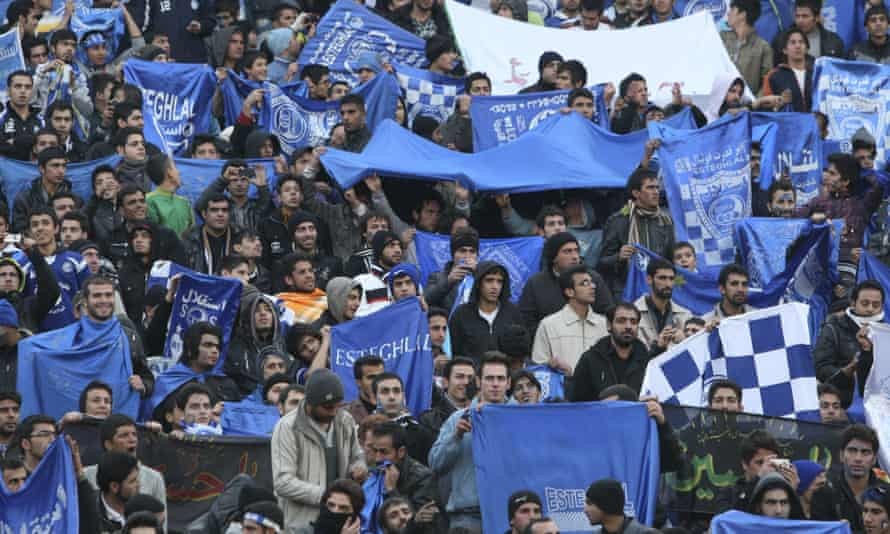 Sahar Khodayari became known as 'Blue Girl' because of her support for Esteghlal. She was caught trying to enter a stadium in Tehran dressed as a man.