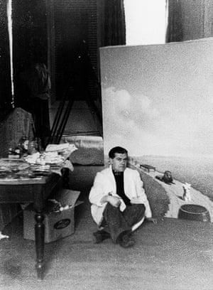 10 René Magritte René Magritte painting Youth Illustrated (La jeunesse illustrée)