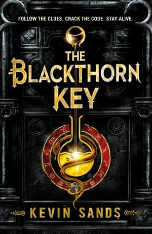 The Blackthorn Key by Kevin Sands (Puffin)