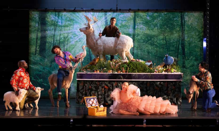 What we've been waiting for from the ROH: Weill and Brecht's Seven Deadly Sins