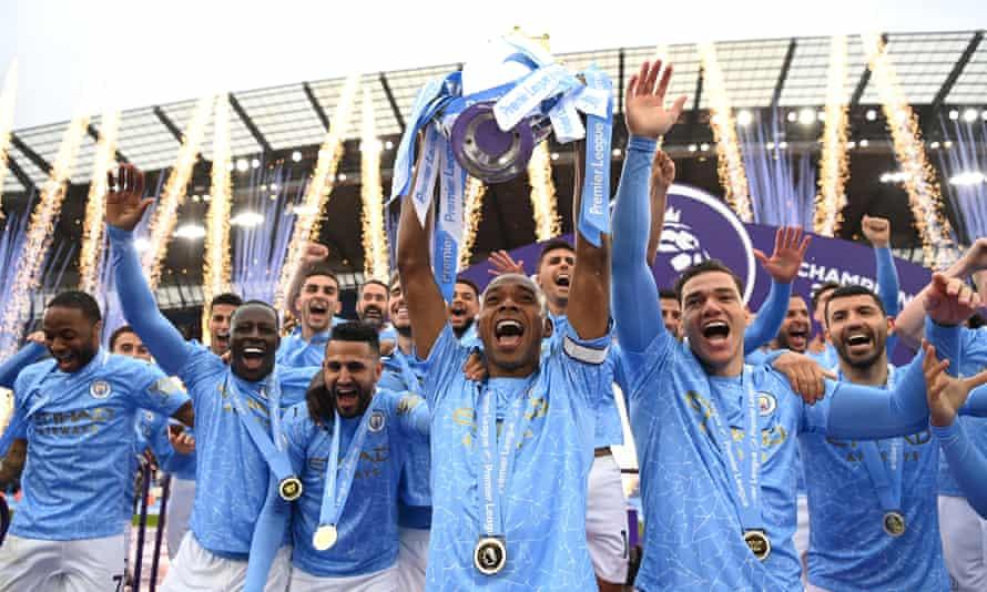 The champions.