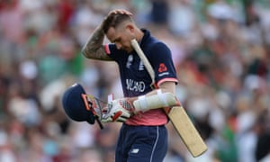Alex Hales' 21-day ban for recreational drug use would have been over before England's ODI against Ireland on Friday.