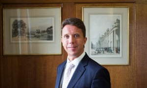 The Bank of England's Michael Saunders: 'It's getting harder to persuade people to come to the UK.'