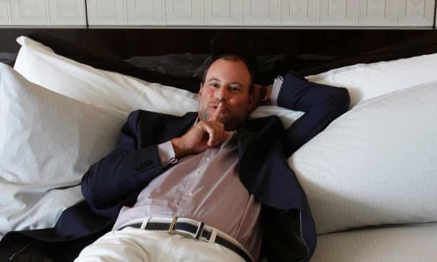 Noel Biderman has stepped down as CEO of Ashley Madison.