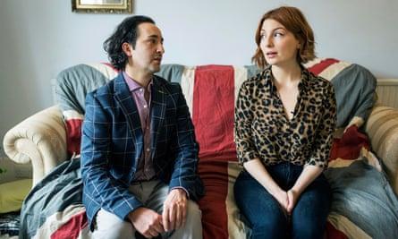 Alice Levine and Jack Sen