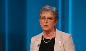 Gisela Stuart in the ITV debate last week.