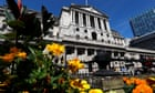 Interest rates raised to 0.75% by Bank of England - business live