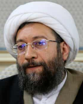 Sadeq Larijani.