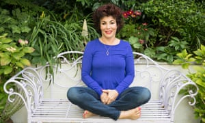 'By whipping ourselves with critical thoughts, we're the last person we'd throw a bone of kindness to' … Ruby Wax.