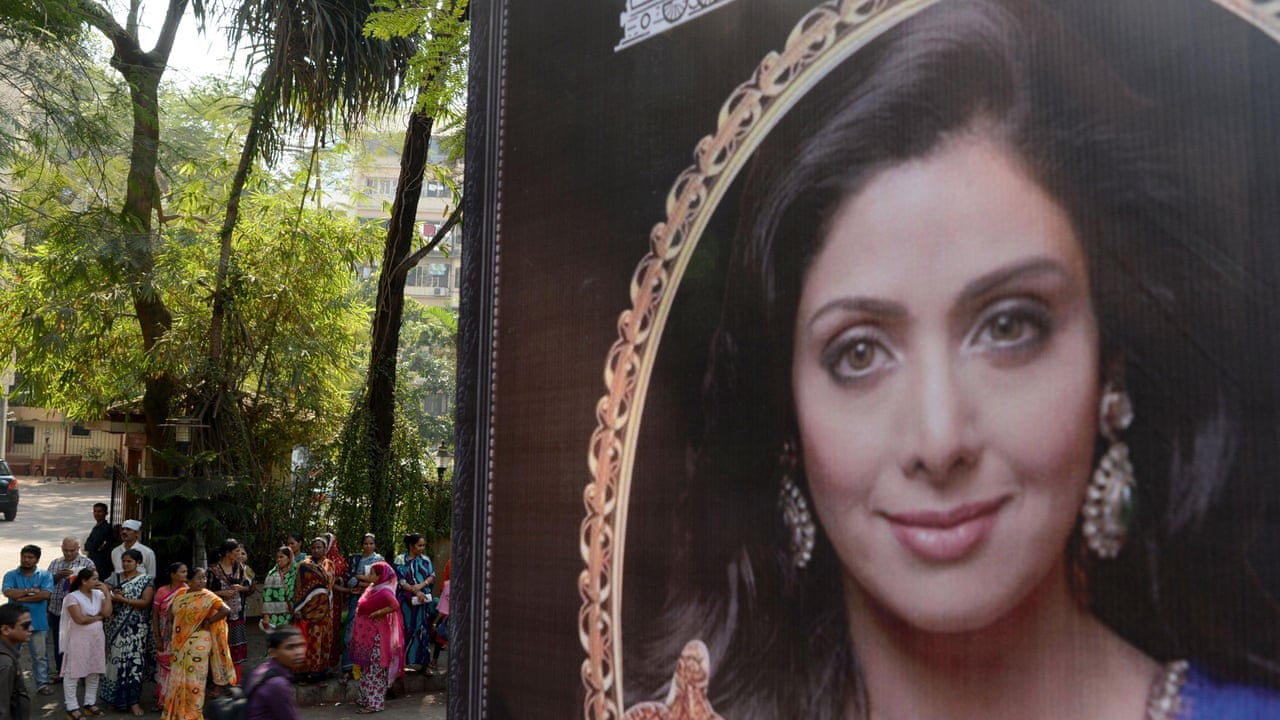 India mourns as Bollywood superstar Sridevi dies – video obituary | Film |  The Guardian