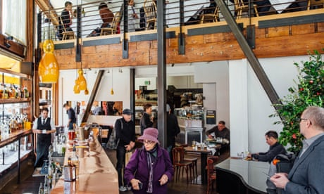 Zuni Café, San Francisco: 'Not merely a list of dishes, but a way of life' – restaurant review