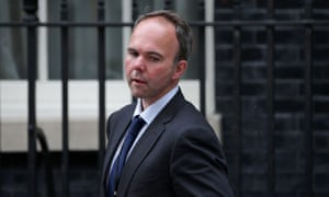 Theresa May's new chief of staff, Gavin Barwell