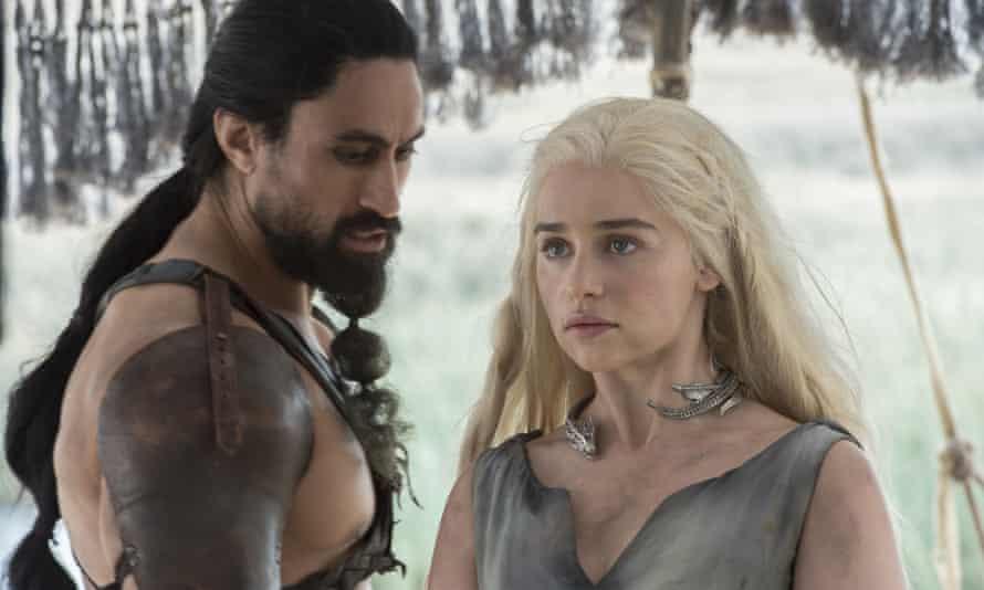Game of Thrones season six: Nina Gold cast characters such as Khal Moro (Joseph Naufahu) and Daenerys Targaryen (Emilia Clarke).
