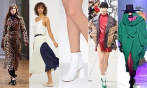 Composite image of all the fashion trends