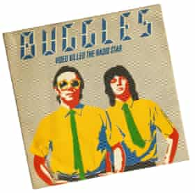 Video Killed the Radio Star by the Buggles, released in 1979 by Island Records.