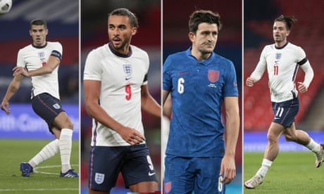 Winners and losers from England's triple-header as Euro 2020 nears | Jacob Steinberg