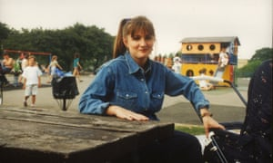 Caroline Aherne as Janine in The Fast Show.