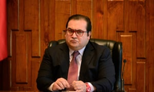 The six-year term of Veracruz state governor Javier Duarte has been marked by controversy.