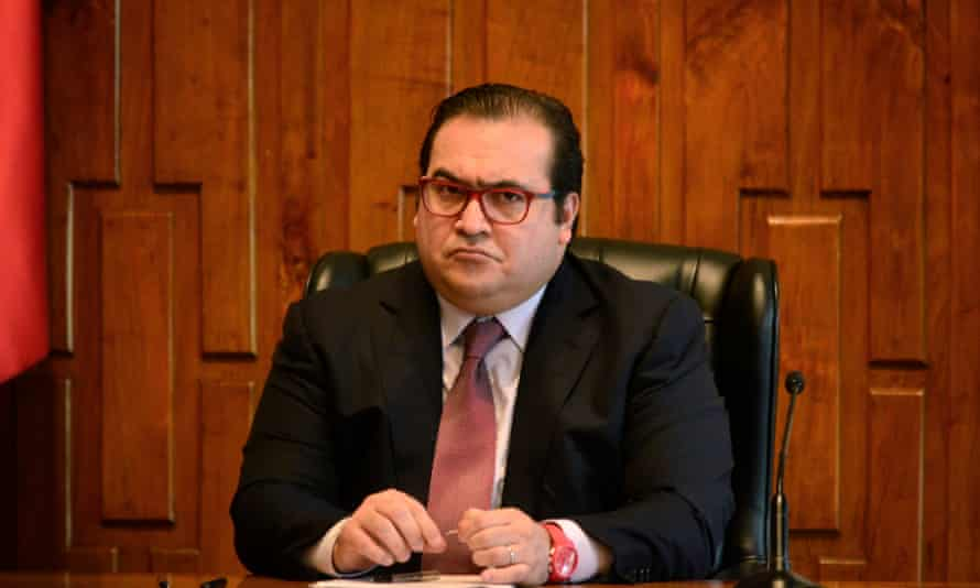 Javier Duarte and others were under investigation for illegal enrichment, embezzlement and breach of duty.