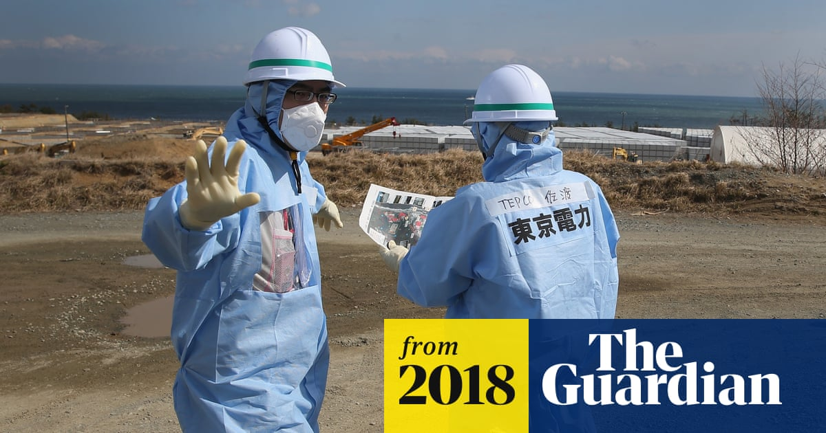 Japan admits that Fukushima worker died from radiation
