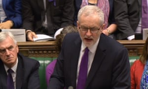 Jeremy Corbyn condemned the budget as 'not working' for many in the UK.