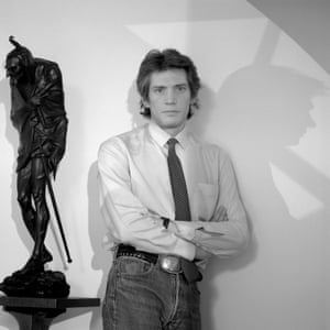 Robert Mapplethorpe.