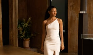 'From here on in it will be Maeve v Dolores to the death' ... Thandie Newton in Westworld.