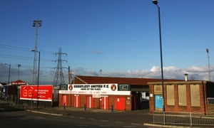 Ebbsfleet United were owned by MyFootballClub, an online community set up to buy a football team, from 2008 to 2013.