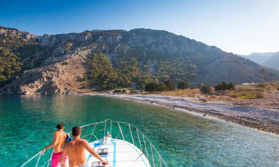 Nanou, Symi, Greece