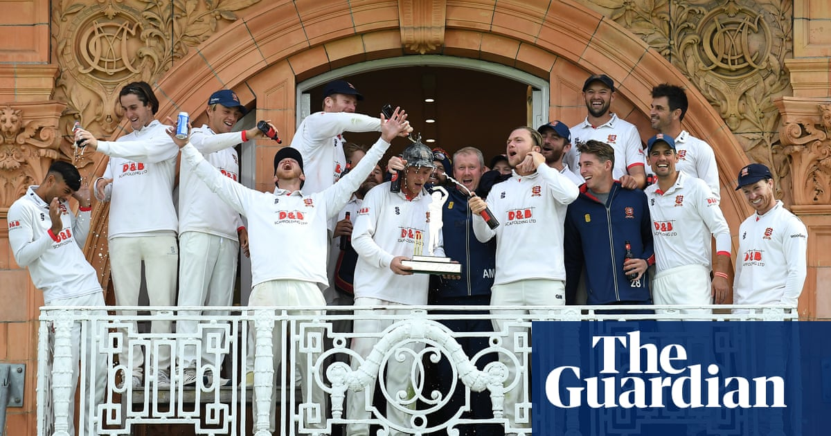 Essex admit celebrations at Lords betrayed their inclusive values