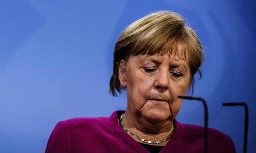 Angela Merkel's trademark caution is not helping the country deliver a speedy vaccination programme.