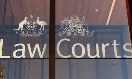 The outside of the Supreme Court of New South Wales