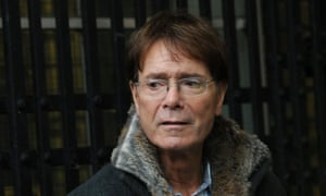 Sir Cliff Richard pictured in 2013.