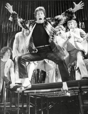 Paul Jones took on the titular role in Ken Hill's large-scale production of Joseph at the Westminster theatre, London, which ran from 1978 to 1980