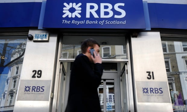 The Royal Bank of Scotland's latest restructuring follows its branch closures in March which shed 362 jobs.