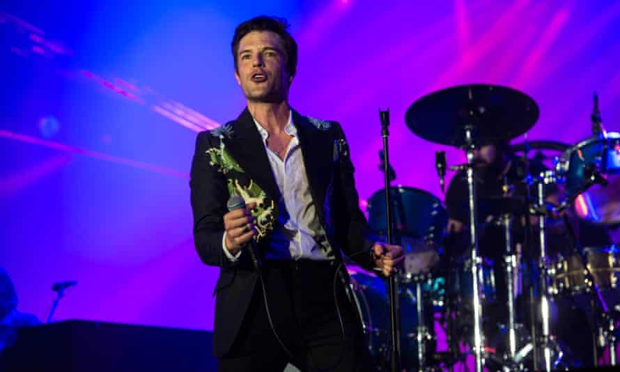 The Killers in concert at Rock in Rio, Lisbon