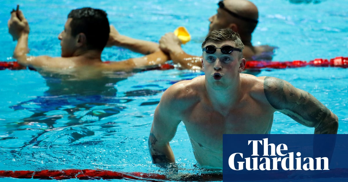 Adam Peaty in Team GB squad and very hopeful Tokyo Games will go ahead