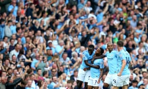 Manchester City will once again be the team to beat