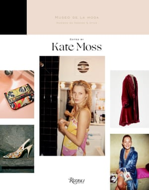 Musings on Fashion and Style: Museo de la Moda by Kate Moss.