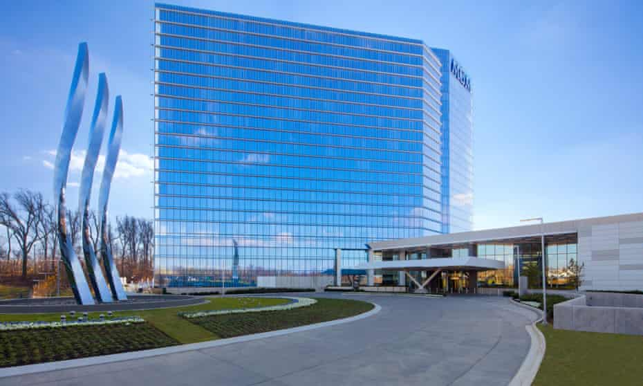 MGM National Harbor opened last December to much fanfare on the banks of the Potomac River, a ten-minute drive from Washington DC.