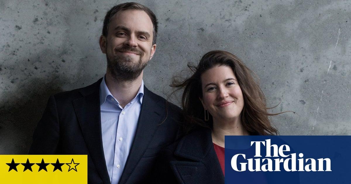 Regards sur lInfini review | Erica Jeals classical album of the week