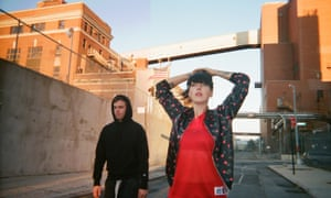 A wider sonic palette on show … Sleigh Bells