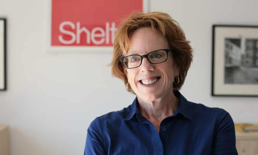 Polly Neate, chief executive of Shelter, says millions have been pushed into expensive and unstable private renting.