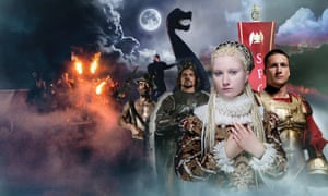 There will be 14 performances of Kynren in 2016