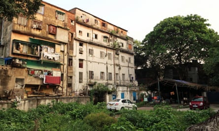 The plot in Kolkata where the Hussein family house used to be.