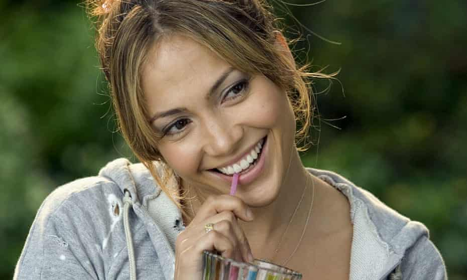 Jennifer Lopez in Monster-in-Law.