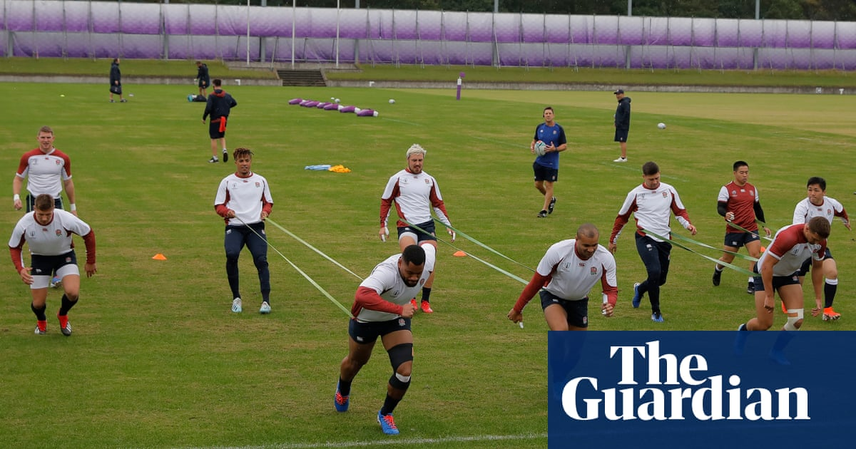 England unable to use drone to film Rugby World Cup final training in Tokyo